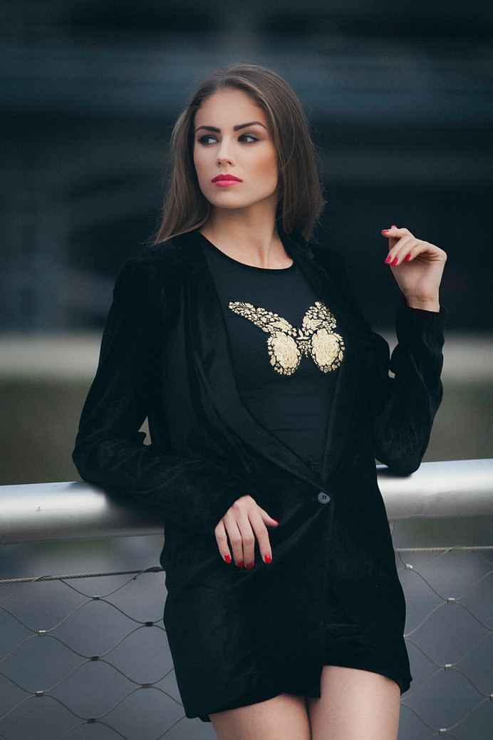 Labas rytas su Miss Lietuva 2014 Agne Kavaliauskaite/ Interview with Miss Lithuania 2014