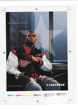 Converse International Campaign