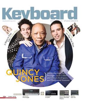Cover- Quincy Jones
