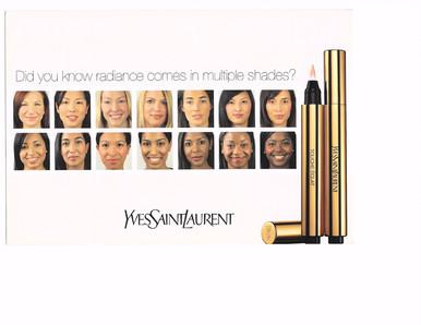 Yves Saint laurent Beauty Campaign