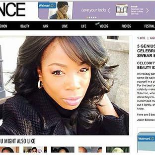 Essence. com December 2015