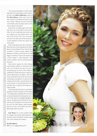 Manhattan Bride Feature