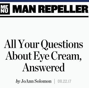 Published story Manrepeller  August 2017.