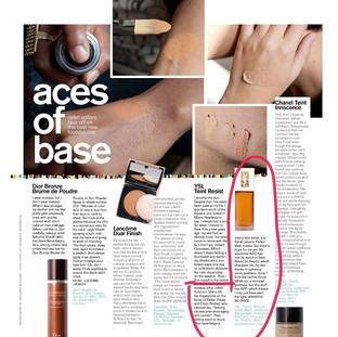 Nylon Magazine 2011