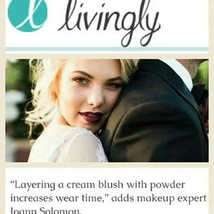 Livingly Beauty Expert March 2017.