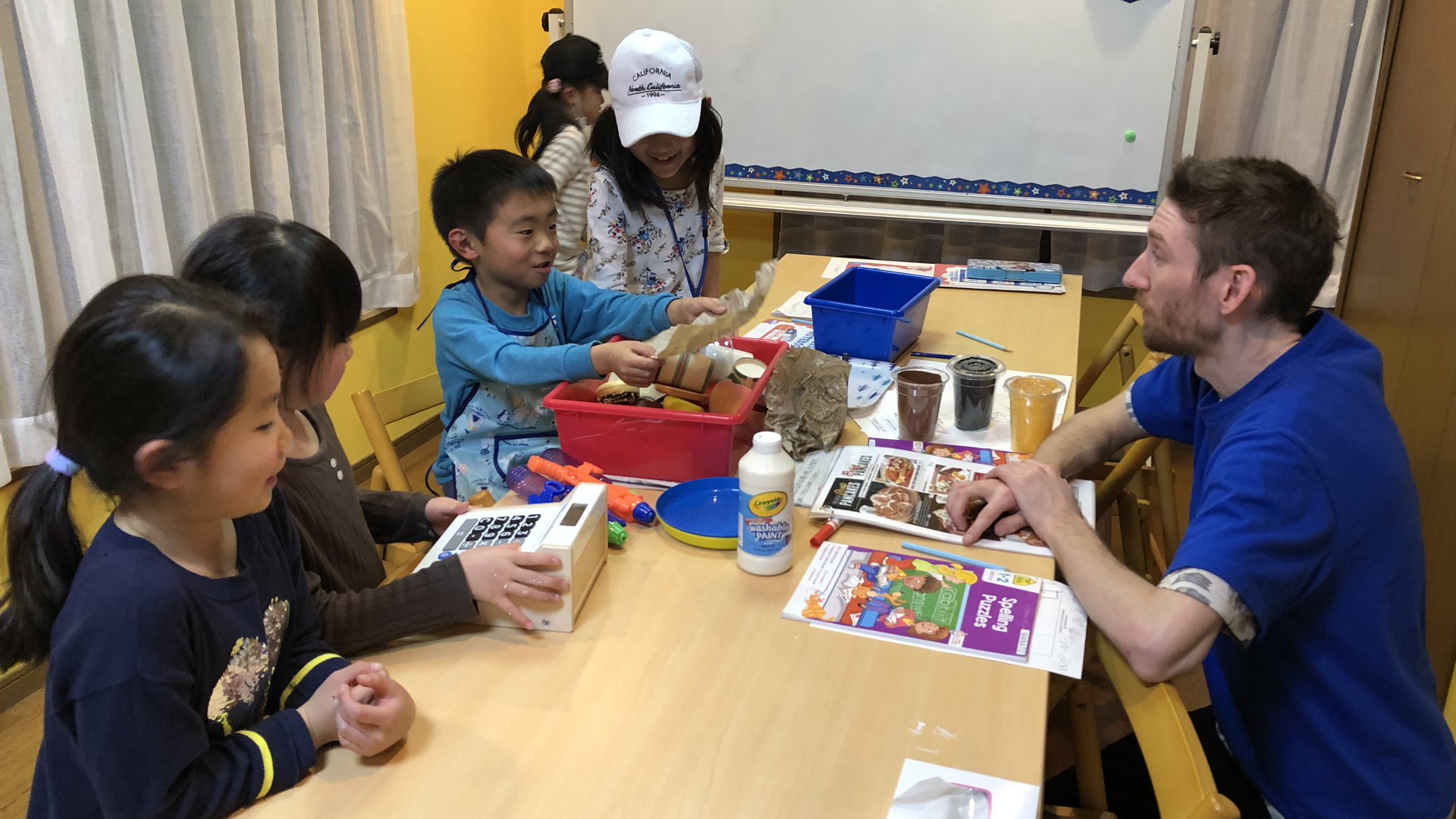 Afterschool Class - Role Play -