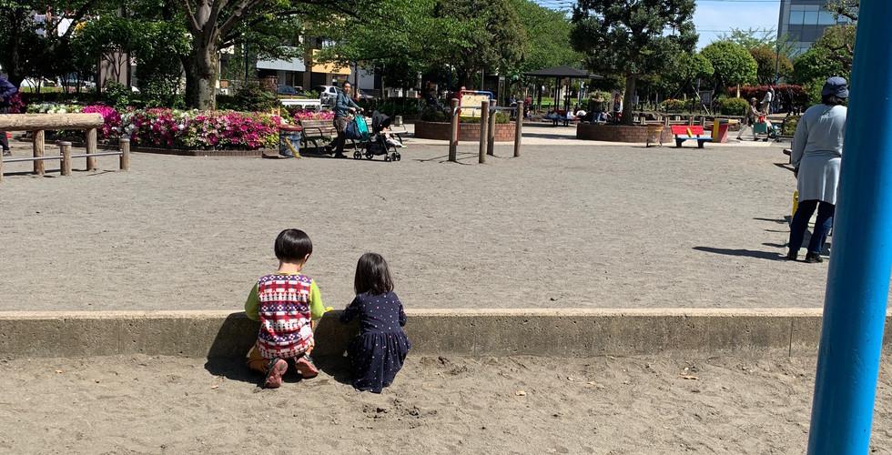 下丸子公園すぐ近くです