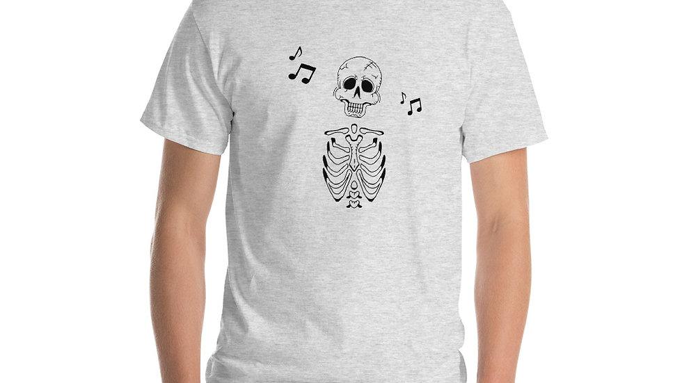 "Arti St ""Music in My Bones"" Short Sleeve T-Shirt"
