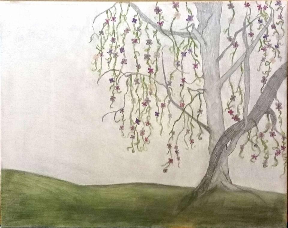 Flowered- By Jen Hernandez