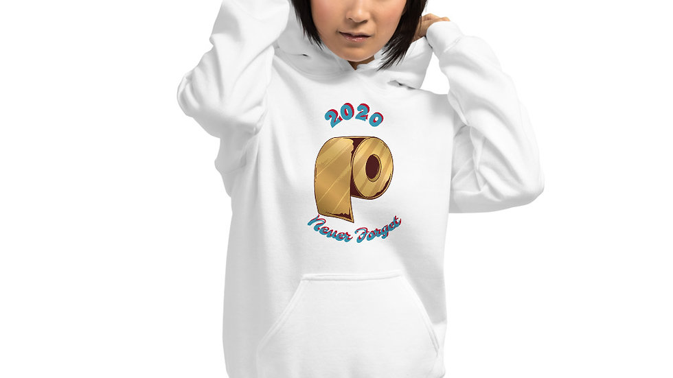 """Arti St """"2020 Never Forget"""" Unisex Hoodie"""