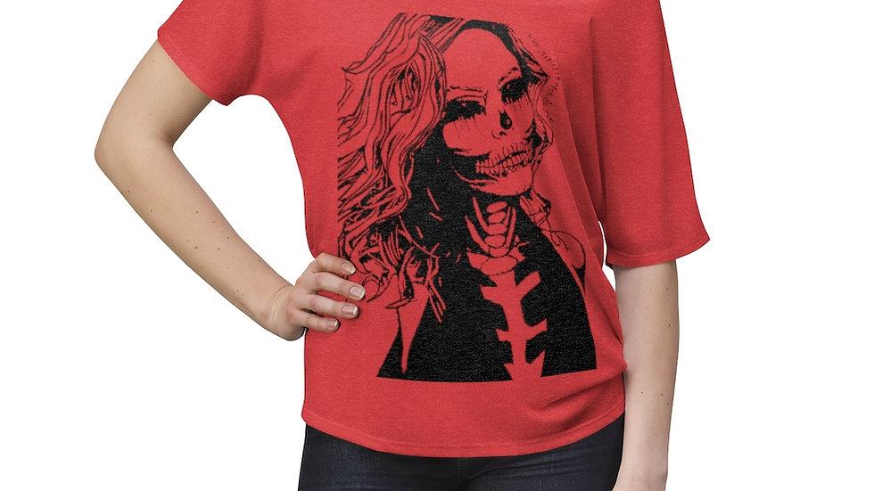 """Arti St """"Dead Glam"""" Women's Slouchy top"""
