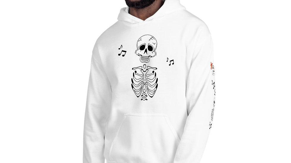 """Arti St """"Music in My Bones"""" Unisex Hoodie"""