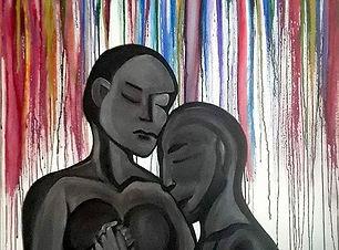 'Strangers'- for Arti St #art #arti_st_g