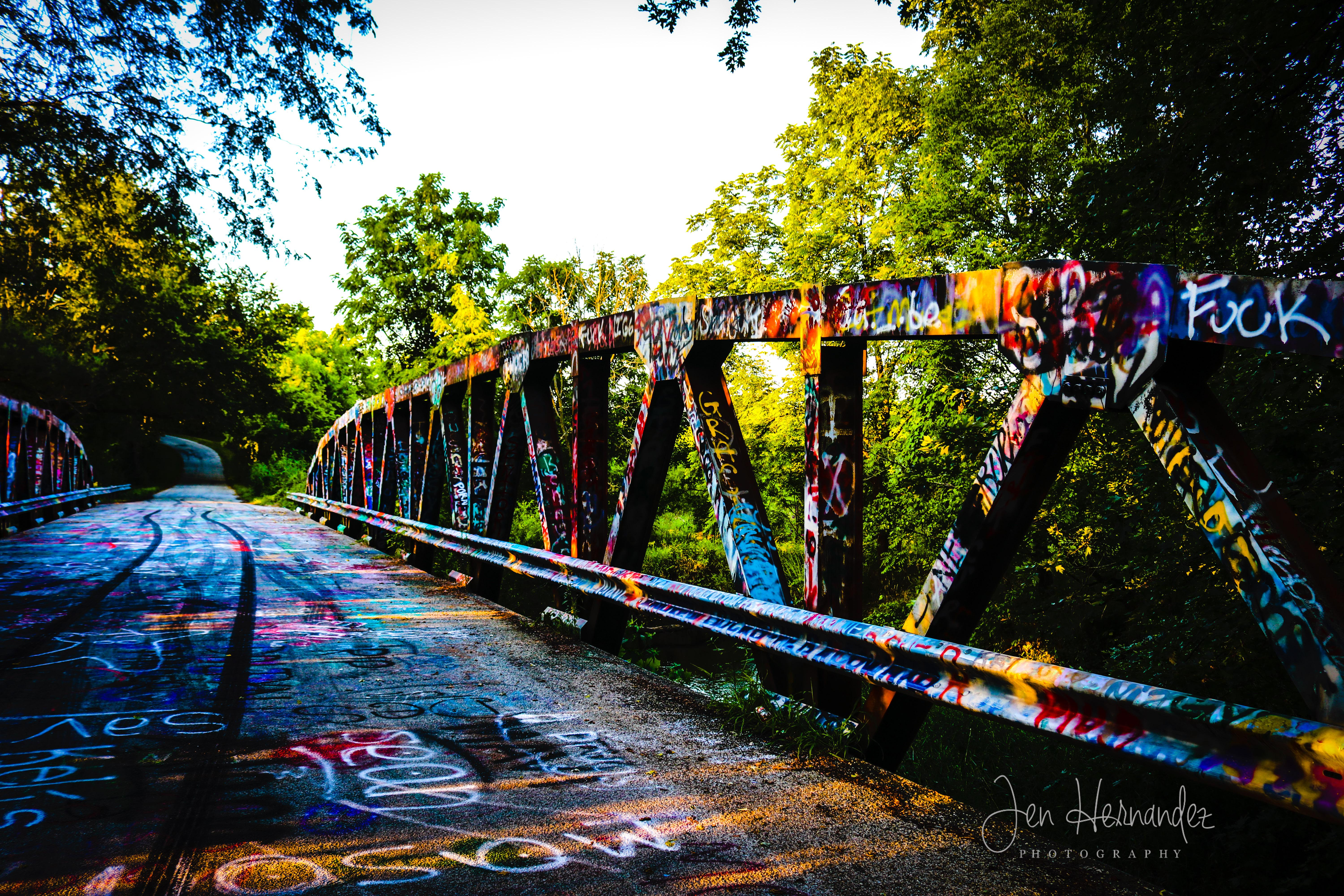 Crybaby Bridge