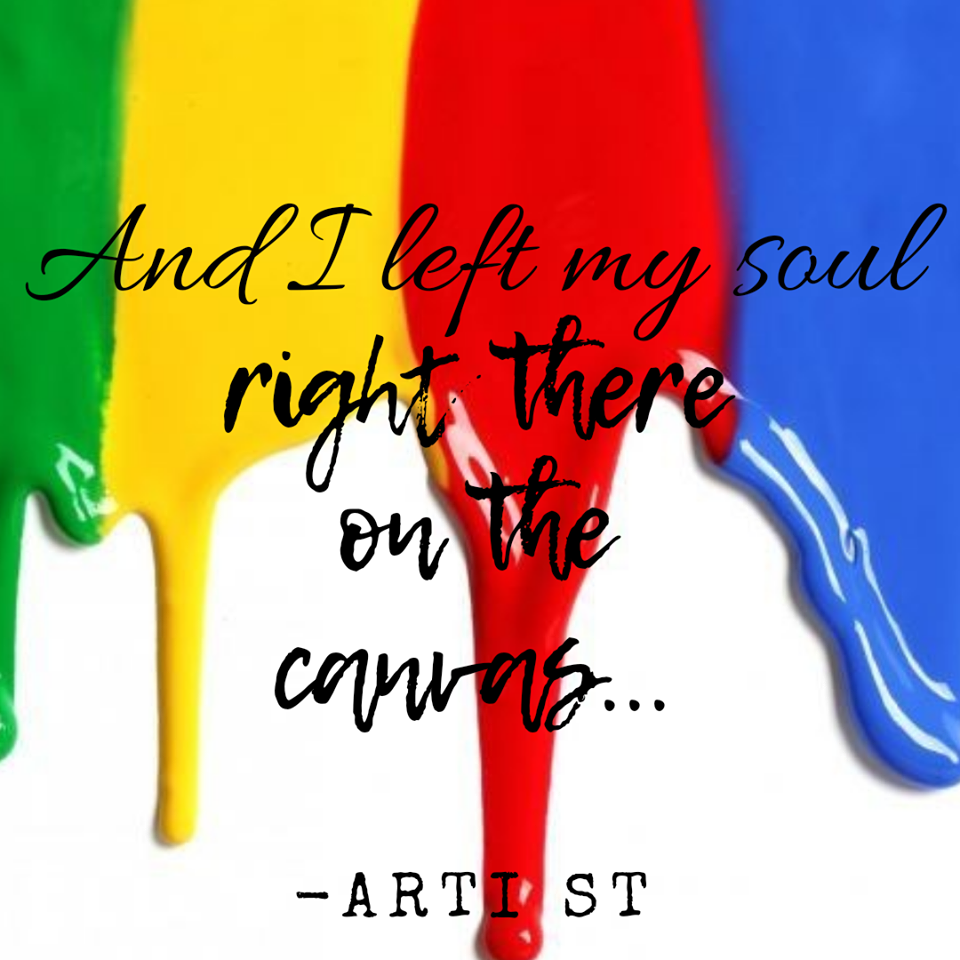 Art Quotes- Where Poetry and Art Become One