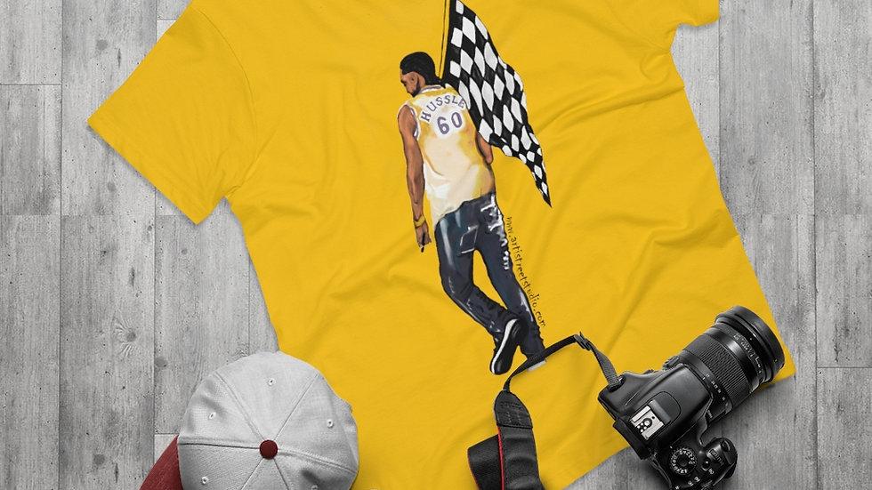 "Arti St ""Hussle"" Single Jersey Men's T-shirt"