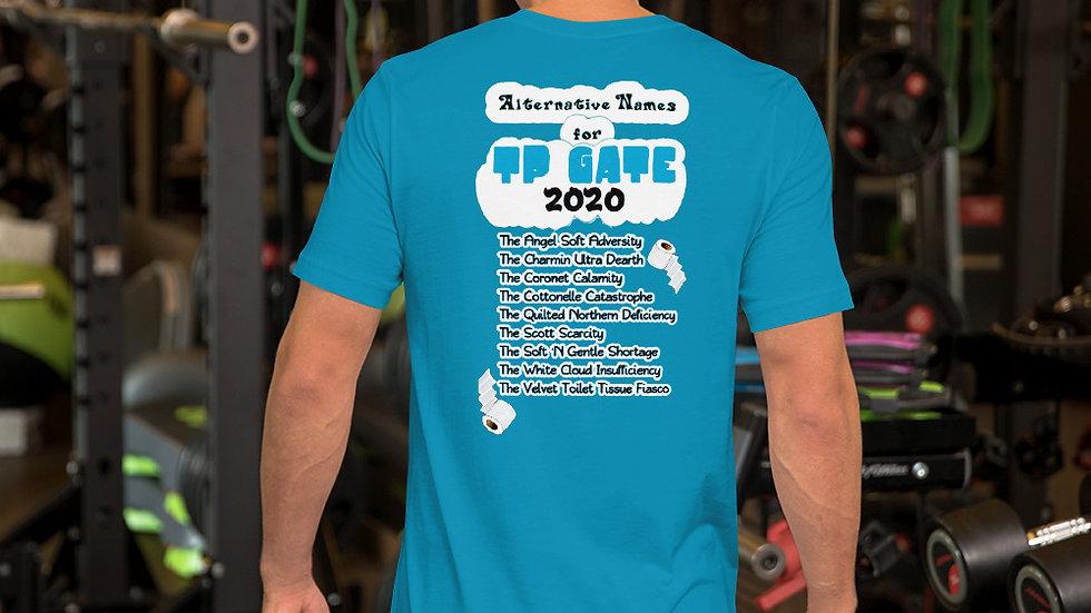 "Arti St ""TP Gate 2020"" Variant Short-Sleeve Unisex T-Shirt"