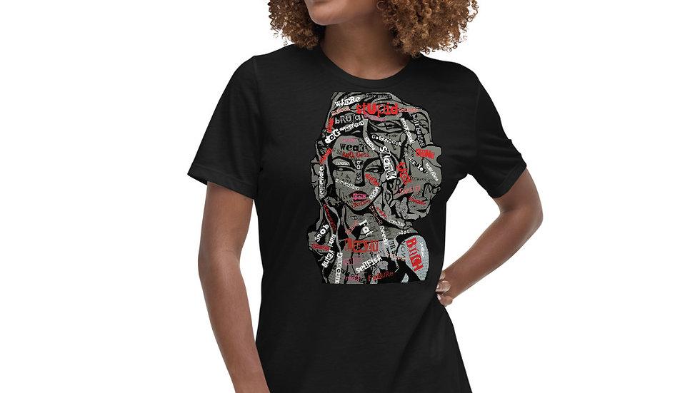 "Arti St ""Worth"" Women's Relaxed T-Shirt"