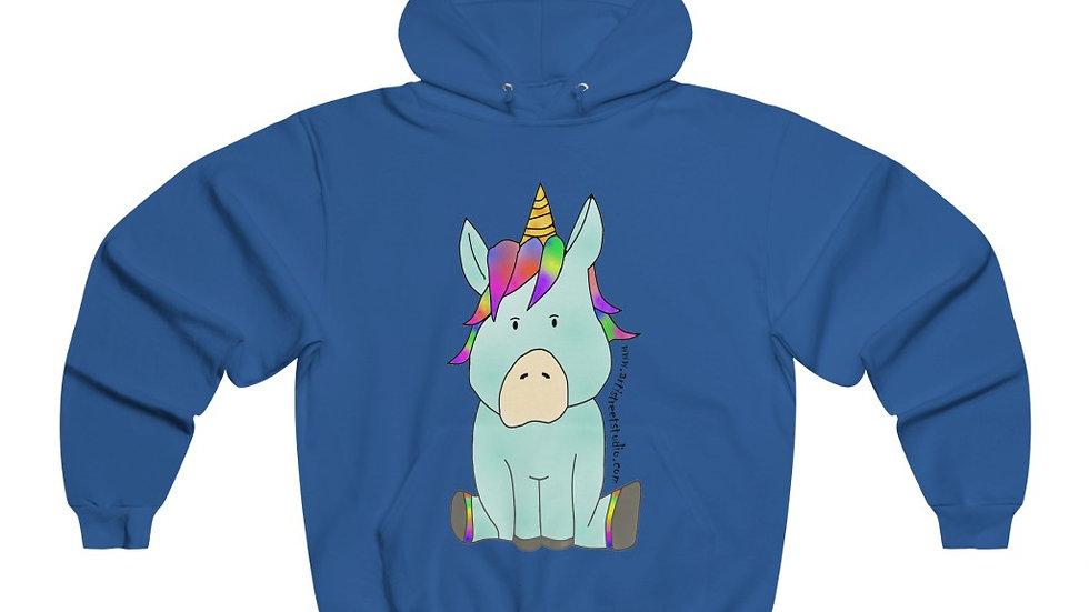"""Arti St """"Fernando"""" Men's NUBLEND® Hooded Sweatshirt"""