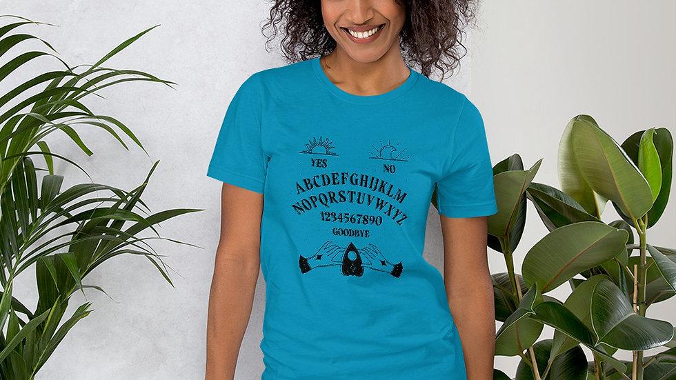 Arti St Ouija Short-Sleeve Unisex T-Shirt