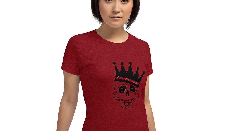 """Arti St """"Royal Deadness"""" Women's short sleeve t-shirt"""