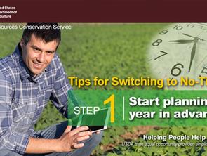 Seks tips til Omlægning til Conservation Agriculture