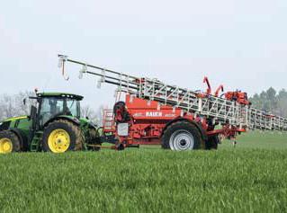 Etablering af efterafgrøder før høst