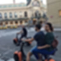 Prague Scooter E-scooter Tours and Rent Praha 1