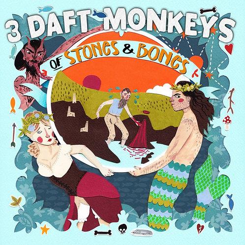 Of Stones & Bones CD