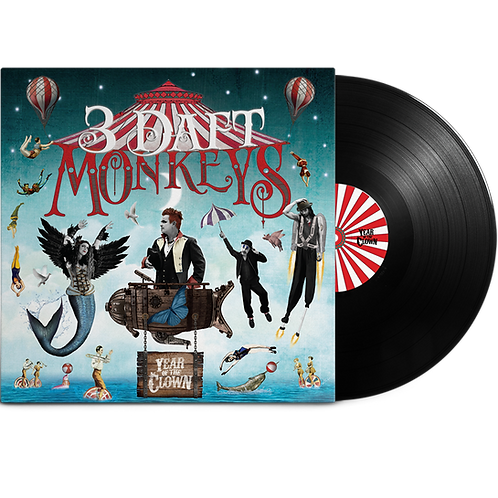 Year of the Clown Vinyl LP