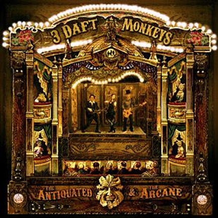 The Antiquated & The Arcane CD