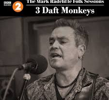 OUR MARK RADCLIFFE BBC RADIO 2 LIVE SESSION STILL AVAILABLE ON iTUNES