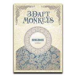 3 Daft Monkeys - Songbook (Complete) - 2020 Digital Edition (Download Only)