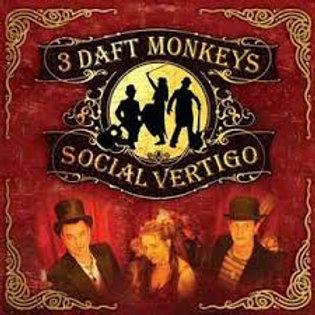 Social Vertigo CD