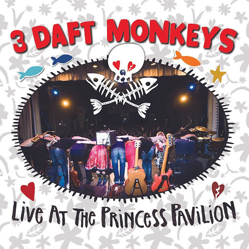 Live at the Princess Pavilion CD