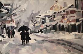 Georgetown Snow