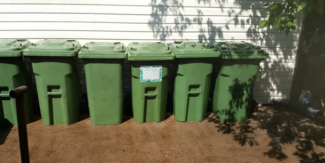 Commercial Bin Cleaning services