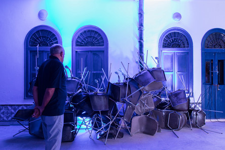 Interference, Tunis