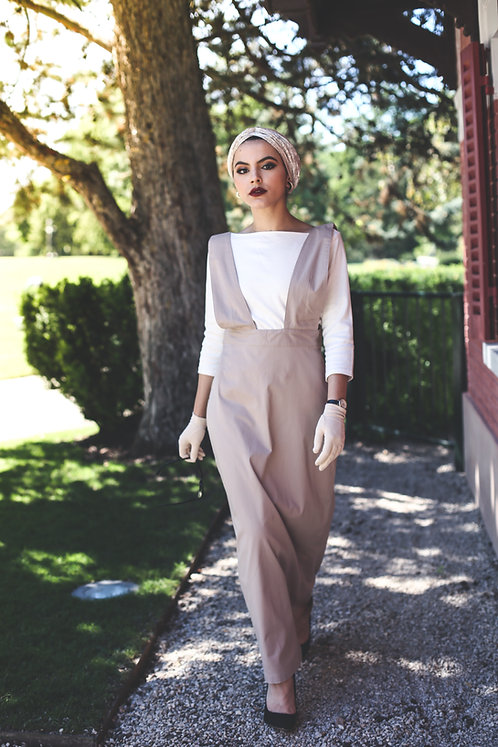 Robe Lilly Taupe