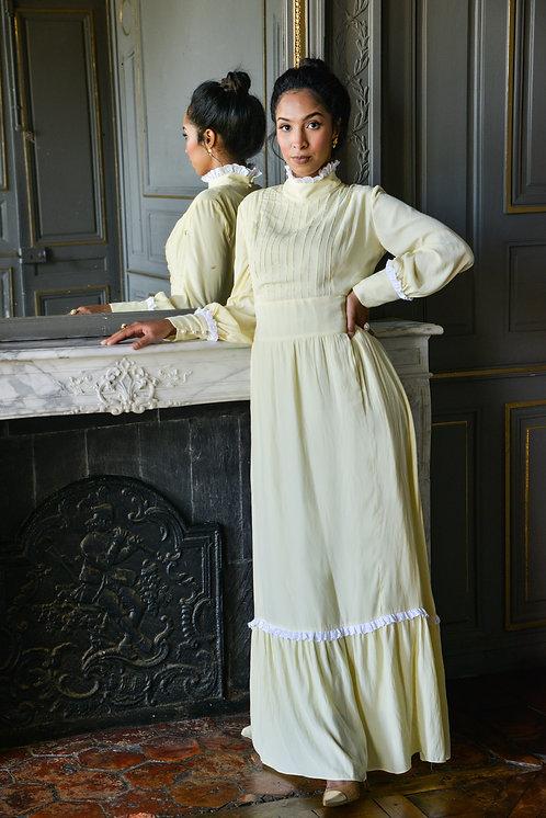 Enola Dress Yellow