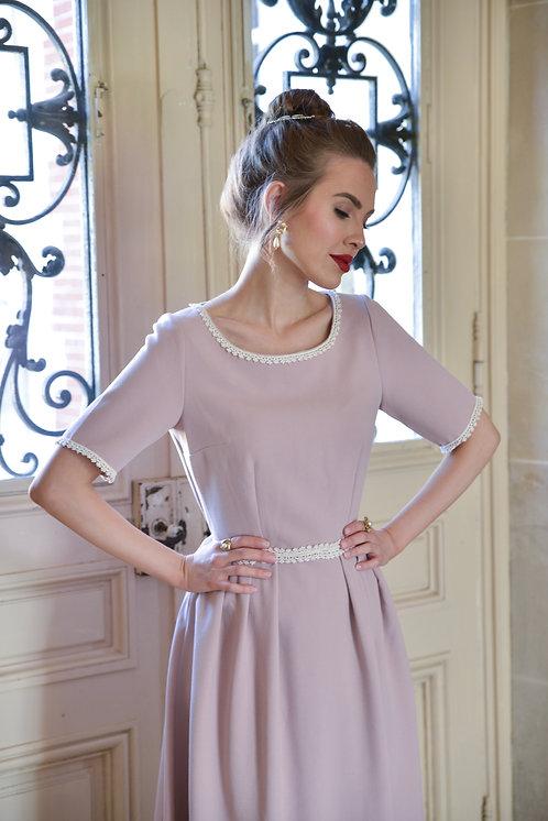 Juliet pink dress