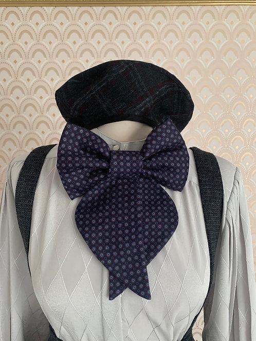 Cravate Lavallière soie