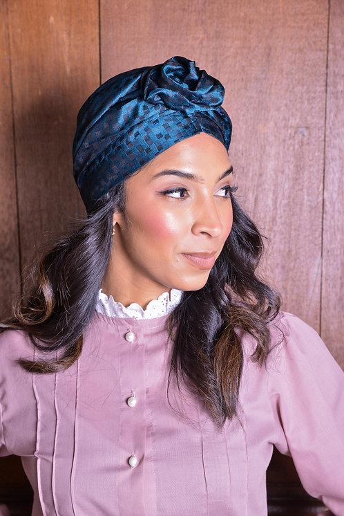 Turban Agnes 100% silk