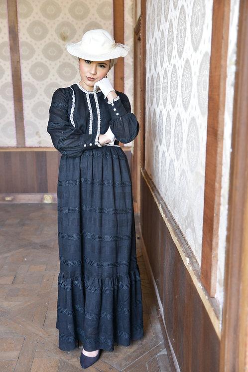 Victoria Black Dress