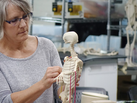 """Craig Hospital Occupational Therapists Study the """"Enigma"""" of the Shoulder"""