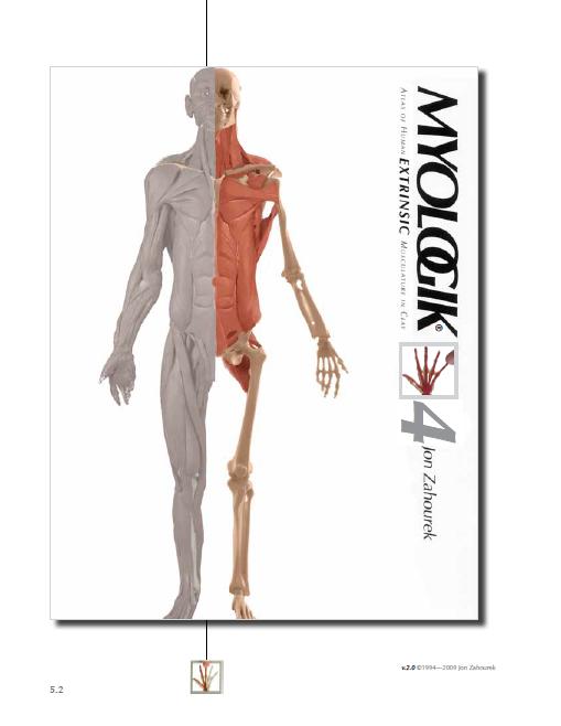 MYOLOGIK® Human Atlas - Volume Five