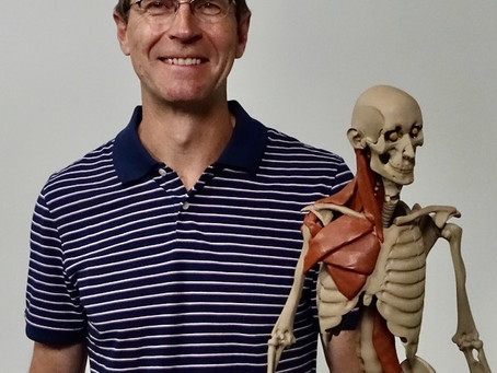 Growing Anatomy in Clay® Success with Chris Davis