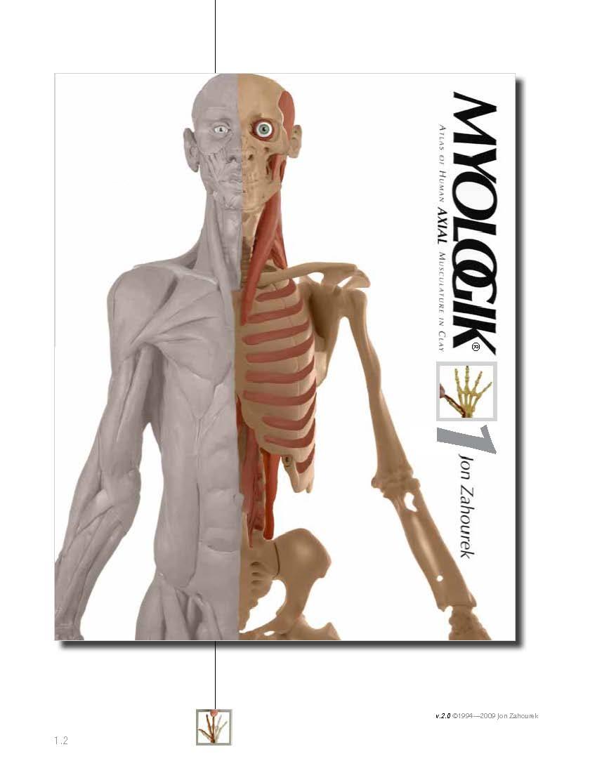 MYOLOGIK® Human Atlas - Volume One