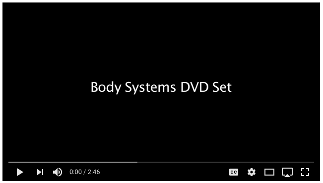 Intro: Body Systems DVD Set