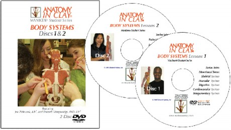 Body Systems Instructor DVD Set
